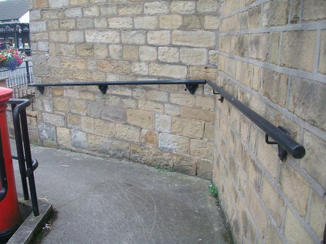 Safety Handrail 13