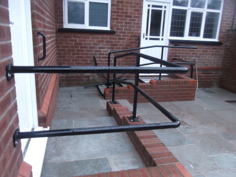 Safety Handrail 2