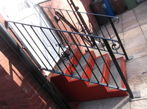 Safety Handrail 4