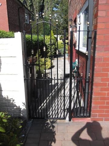 Side Entrance 6