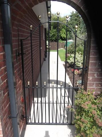 Side Entrance 1