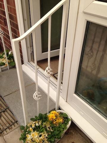 Safety Handrail 16