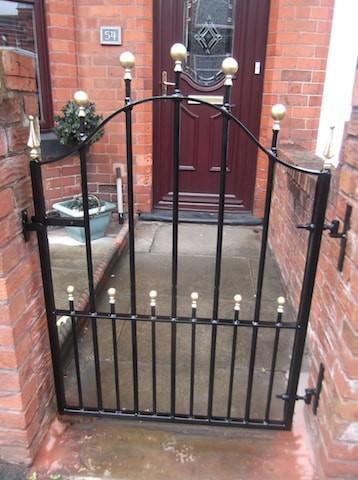 Single Gate 7