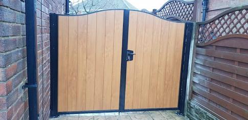 Composite Gate 12