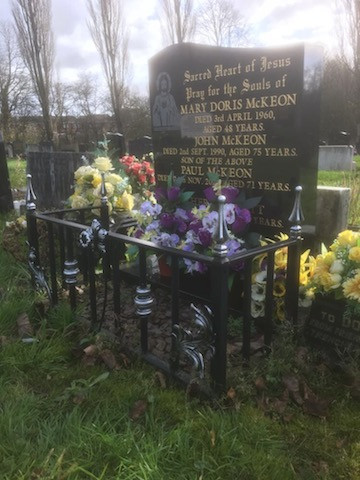 Graveside Surround 10