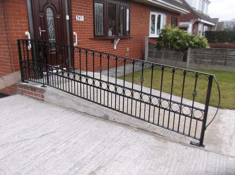 Safety Handrail 6