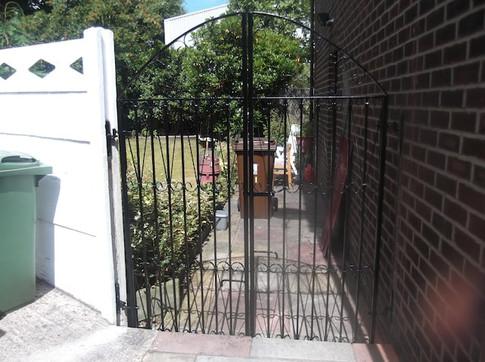 Side Entrance 13