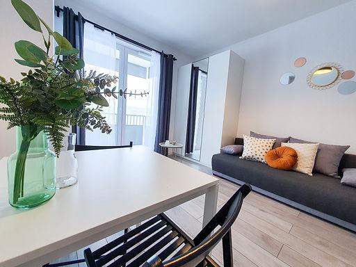 Специальное  предложение! Новая мини-квартира в бизнес центре Варшавы!