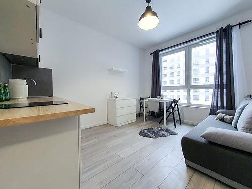 Новая мини-квартира в бизнес центре Варшавы!