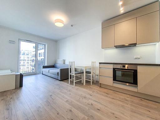 Новая светлая квартира в престижном комплексе близко к центру города!
