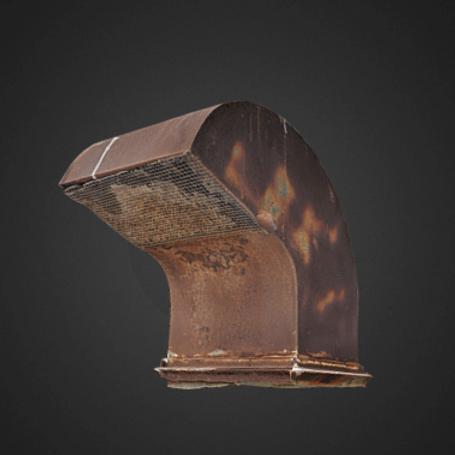 Chimney - 3D Model