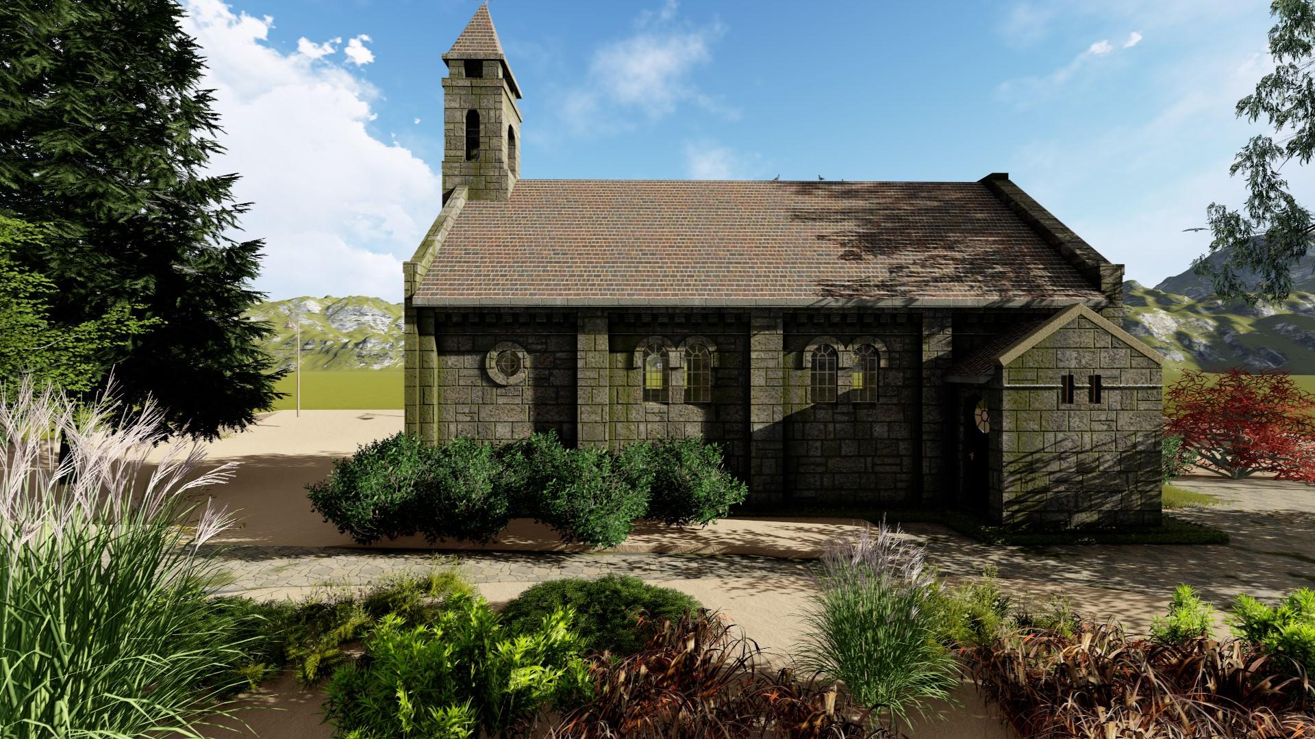 כנסייה אלוני אבא