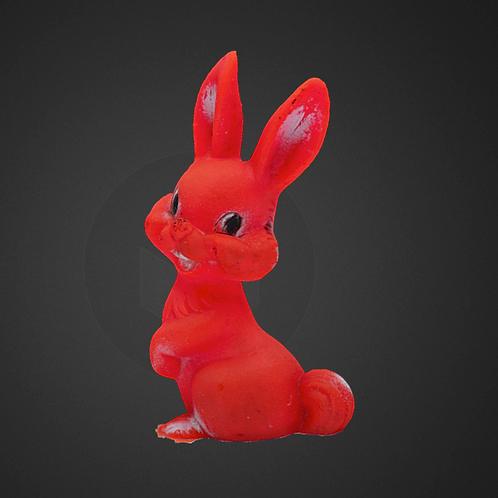 Bunny Toy - 3D Model