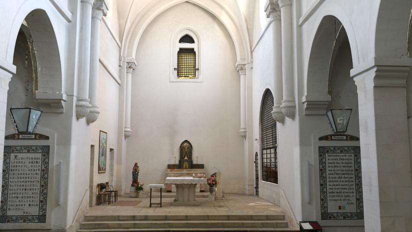 Pater Noster Church, Jerusalem