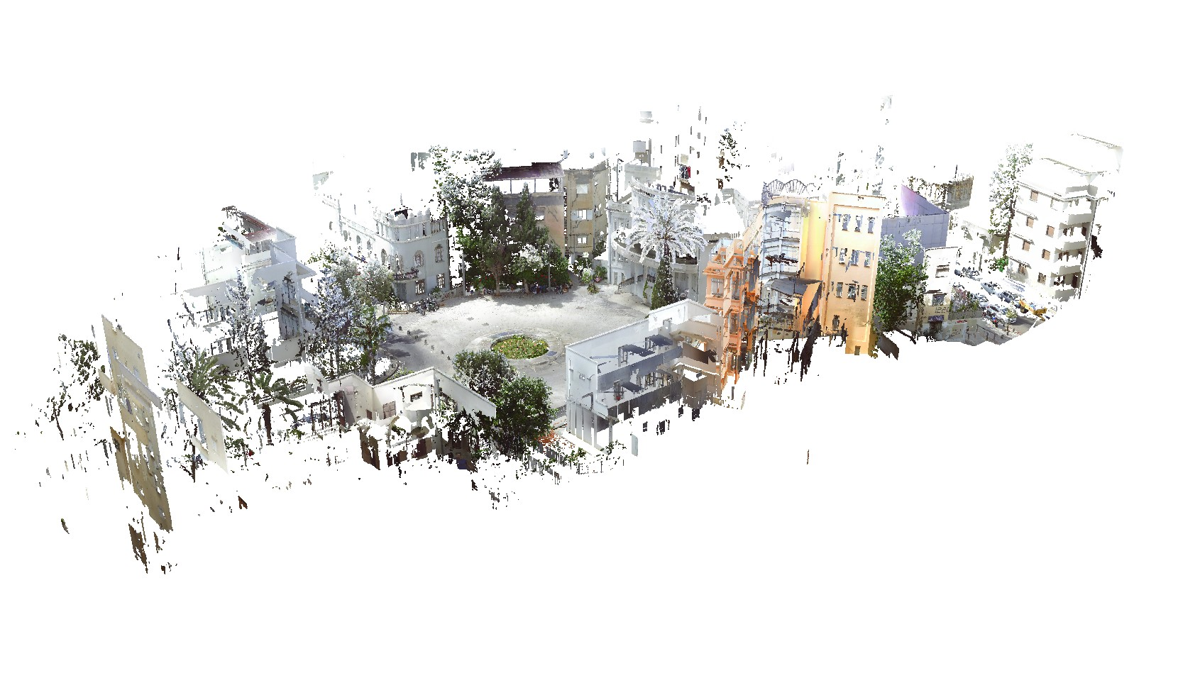 כיכר ביאליק סריקה