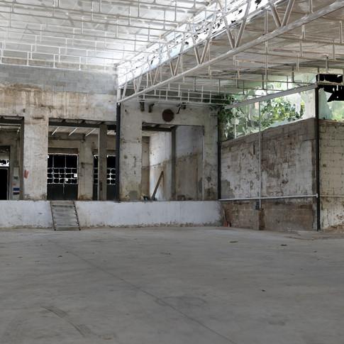 מבנה תעשייתי - ניהול נכסים