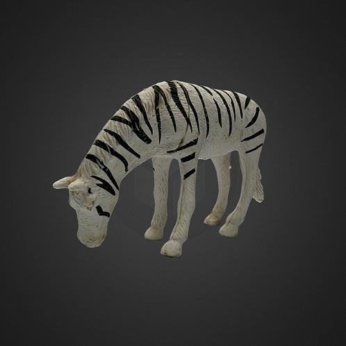 Zebra Toy - 3D Model