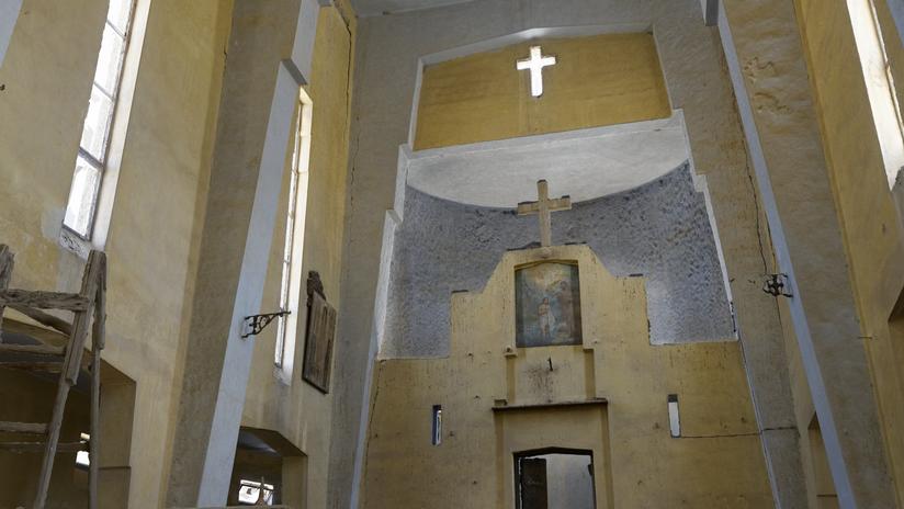 Ethiopian Church, Jericho