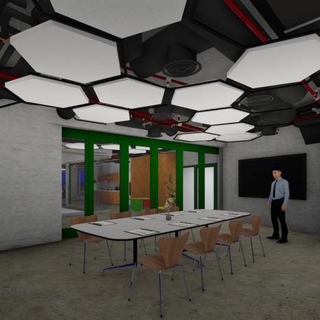 משרד סטארטאפ - אדריכלות