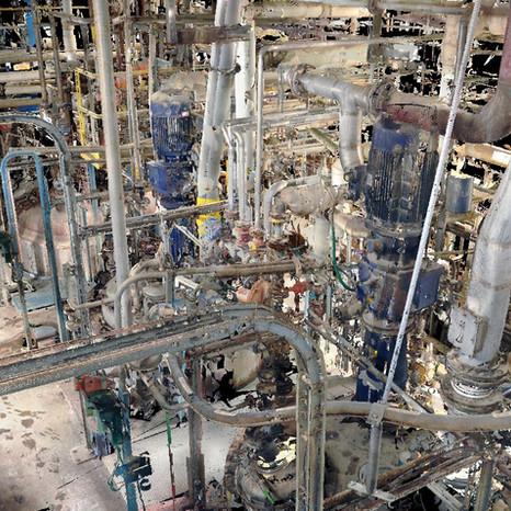 מתקן כימי - הנדסה