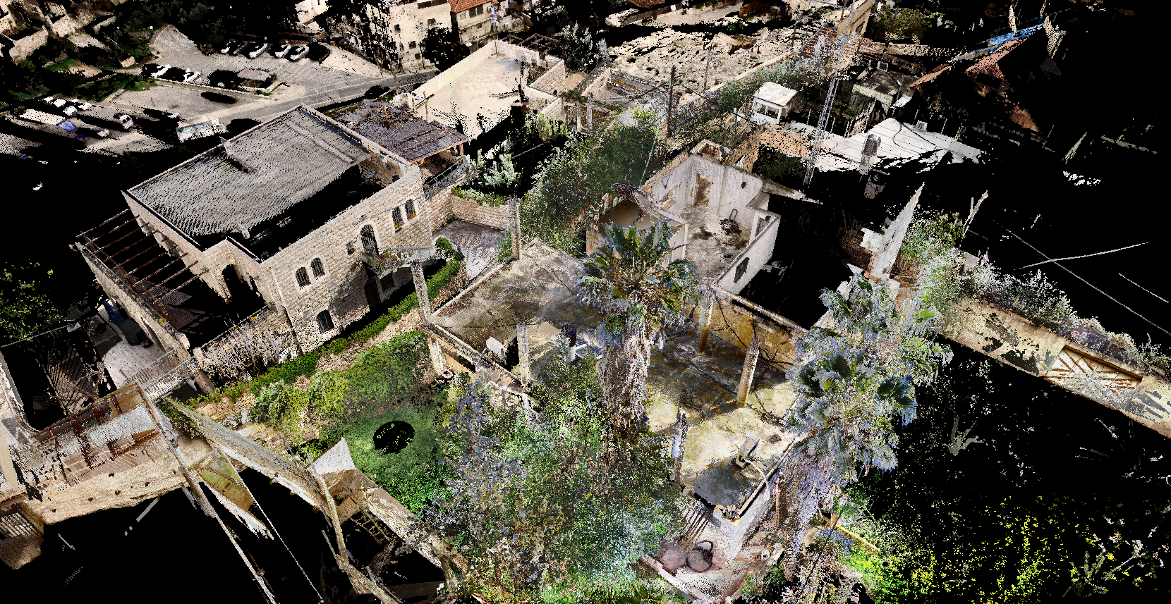 Silwan Project for TLV Museum