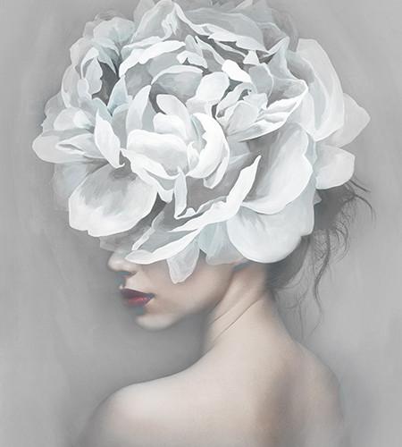 Flowers of a Woman II