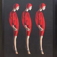 Triplets by Selleck 36 x 48