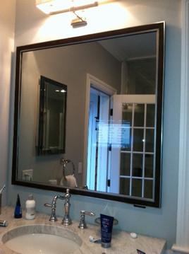 Newman TV mirror.JPG
