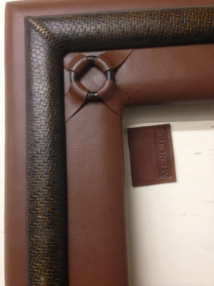 Leather frame corner.JPG
