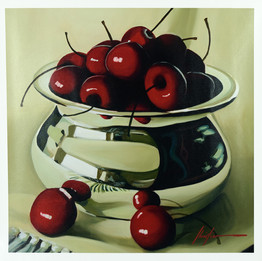 Wagner Bowl of Cherries