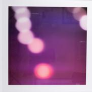 Blurred Lights  37w x 37h