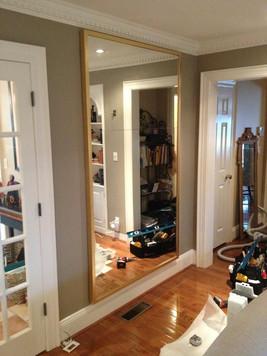 2 part mirror gold leaf narrow frame.JPG