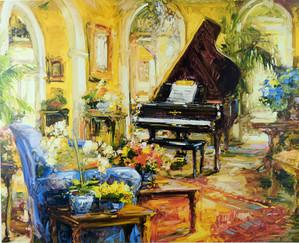 SHORTRIDGE THE MUSIC ROOM