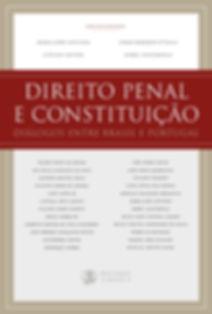 Livro Direito Penal e Constituição: diálogos entre Brasil e Portugual