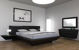 חדר שינה ברק