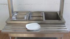 עמבת חלוקה למטבח מוסדי