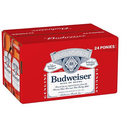 באדוויזר 24 בקבוקים Budweiser