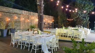 חתונה בגן אירועים בקורונה