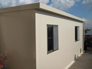 בנייה קלה - יחידת דיור