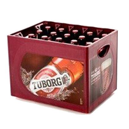 """טובורג אדום 20 בקבוקים 500 מ""""ל Tuborg"""