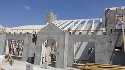 בניית גג רעפים לבית חדש