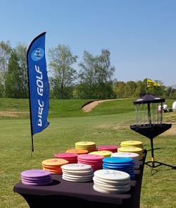 Disc Golf Event