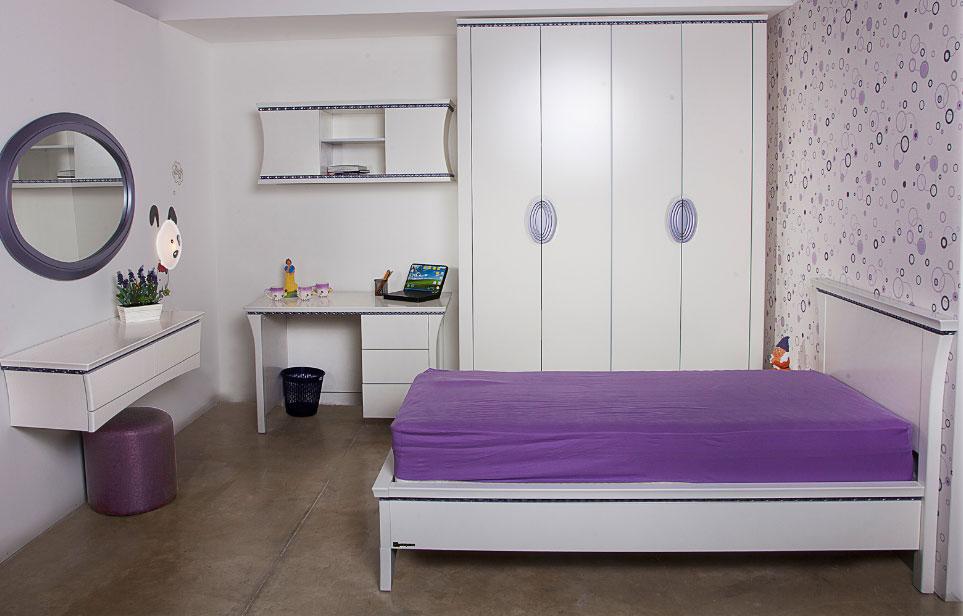 חדר שינה לנוער קטליה