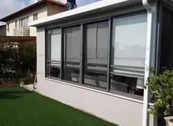 חלונות אלומיניום מעוצבים