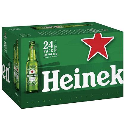 """הייניקן 20 בקבוקים 500 מ""""ל Heineken"""