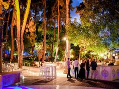 חתונת קיץ בגן אירועים - גן החורשה