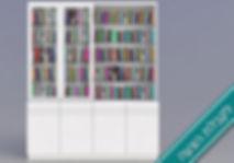 ארון ספרים - לקבלת הצעה