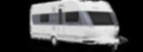 קראוון נגרר HOBBY דגם אקסלנט 560 WFU