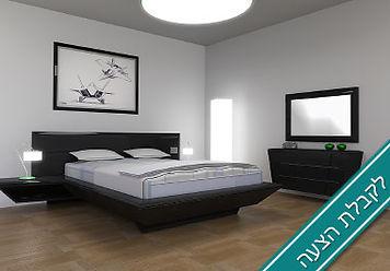 חדר שינה ברק - לקבלת הצעה