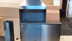 פינת צלייה למטבחים מוסדיים